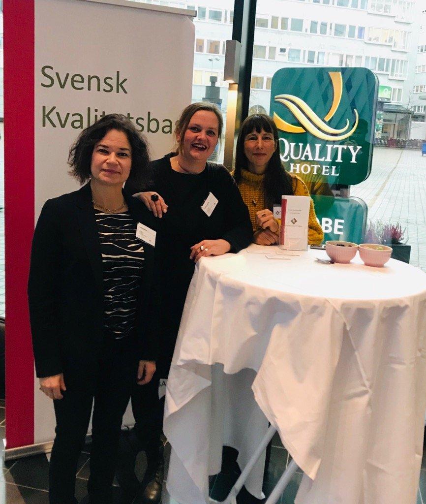 Yggdrasil + Svensk Kvalitetsbas = sant